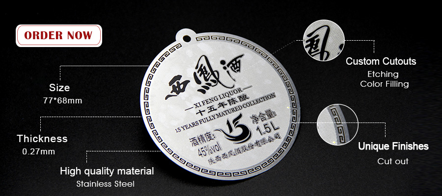 Stamped Metal Name Plates for Customized Product Description-Greatnameplates.com