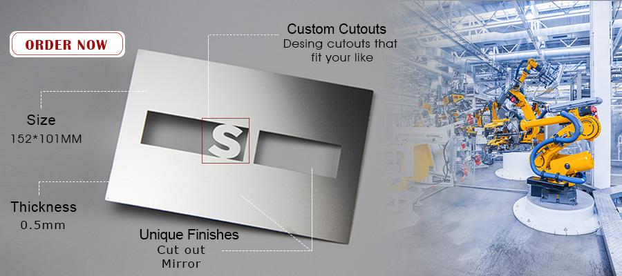 Wholesale Price Metal Nameplates For Equipment-Greatnameplates.com