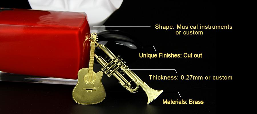 Customized Personalised Metal Bookmarks Manufacturers-Greatnameplates.com